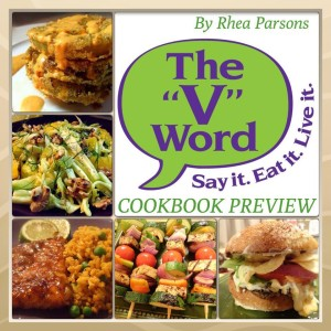 "La ""V"" Word Cookbook Prevista"