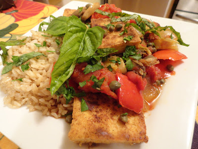 Veganmofo Giada De Laurentiis And Tofu Cacciatore The V Word