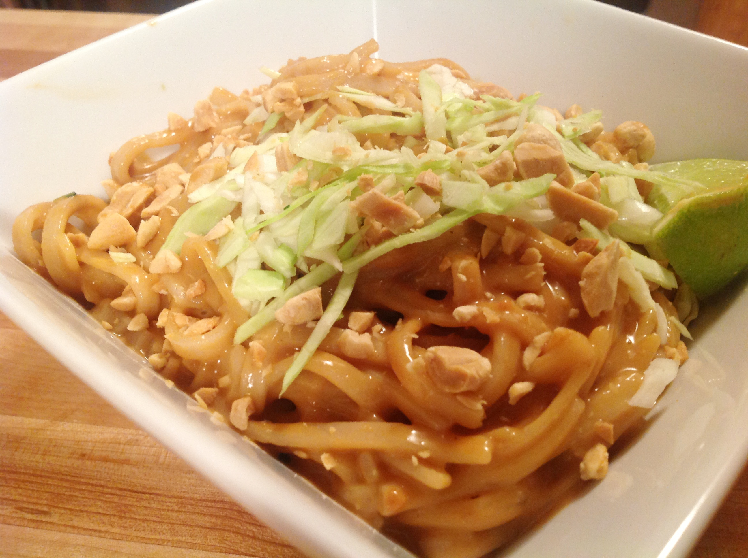 cold spicy peanut sesame cold noodle salad with peanut cold noodles ...