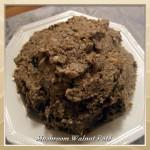"Mushroom Walnut Chopped ""Liver"""