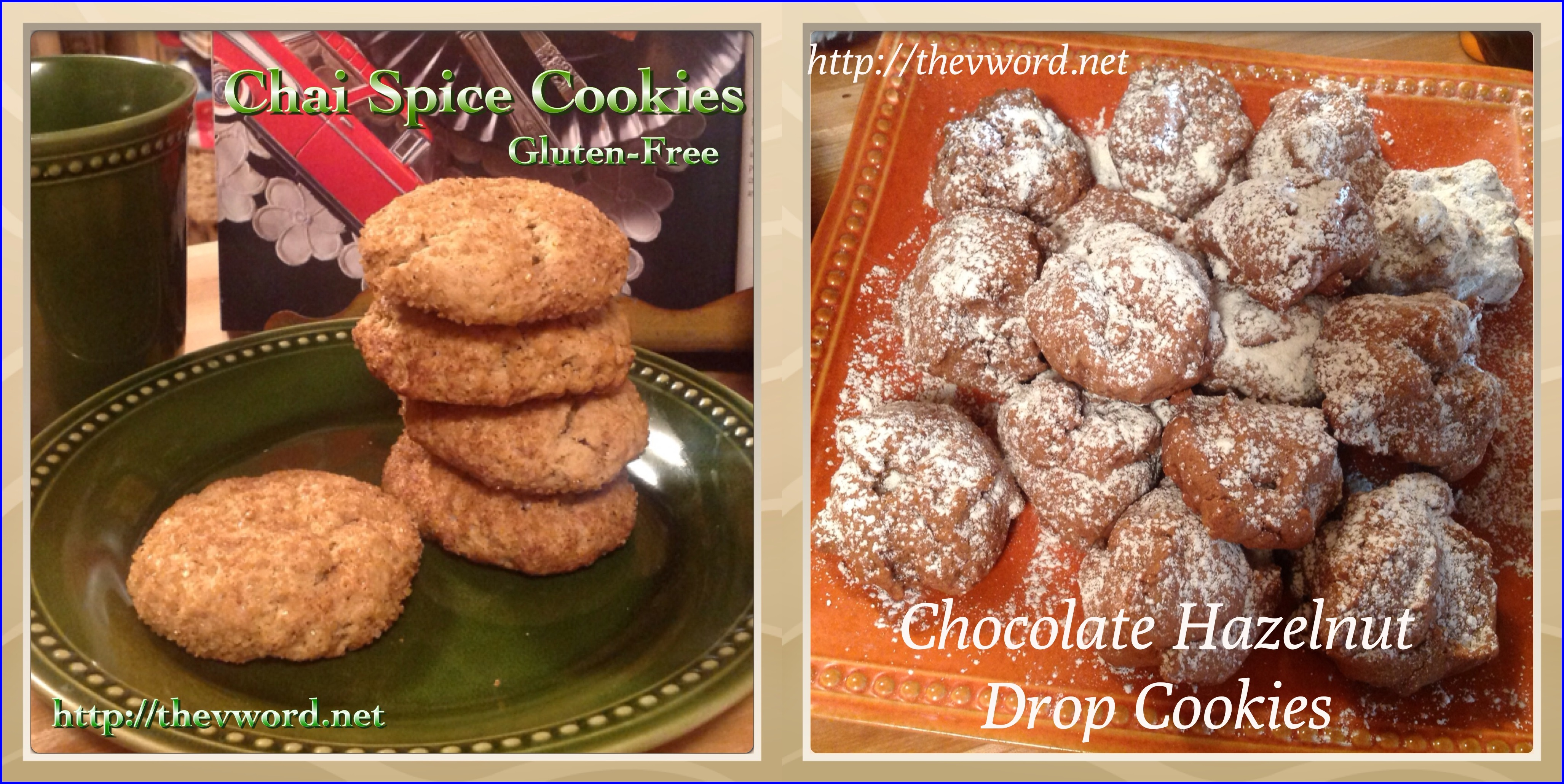 Chocolate Hazelnut Spiced Cookies Recipes — Dishmaps