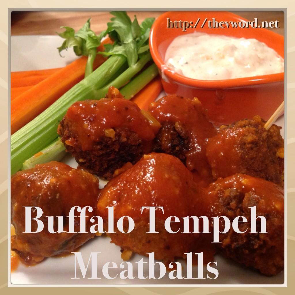 Buffalo Fleischbällchen (1)