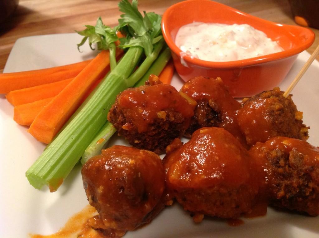 Buffalo Meatballs (14)