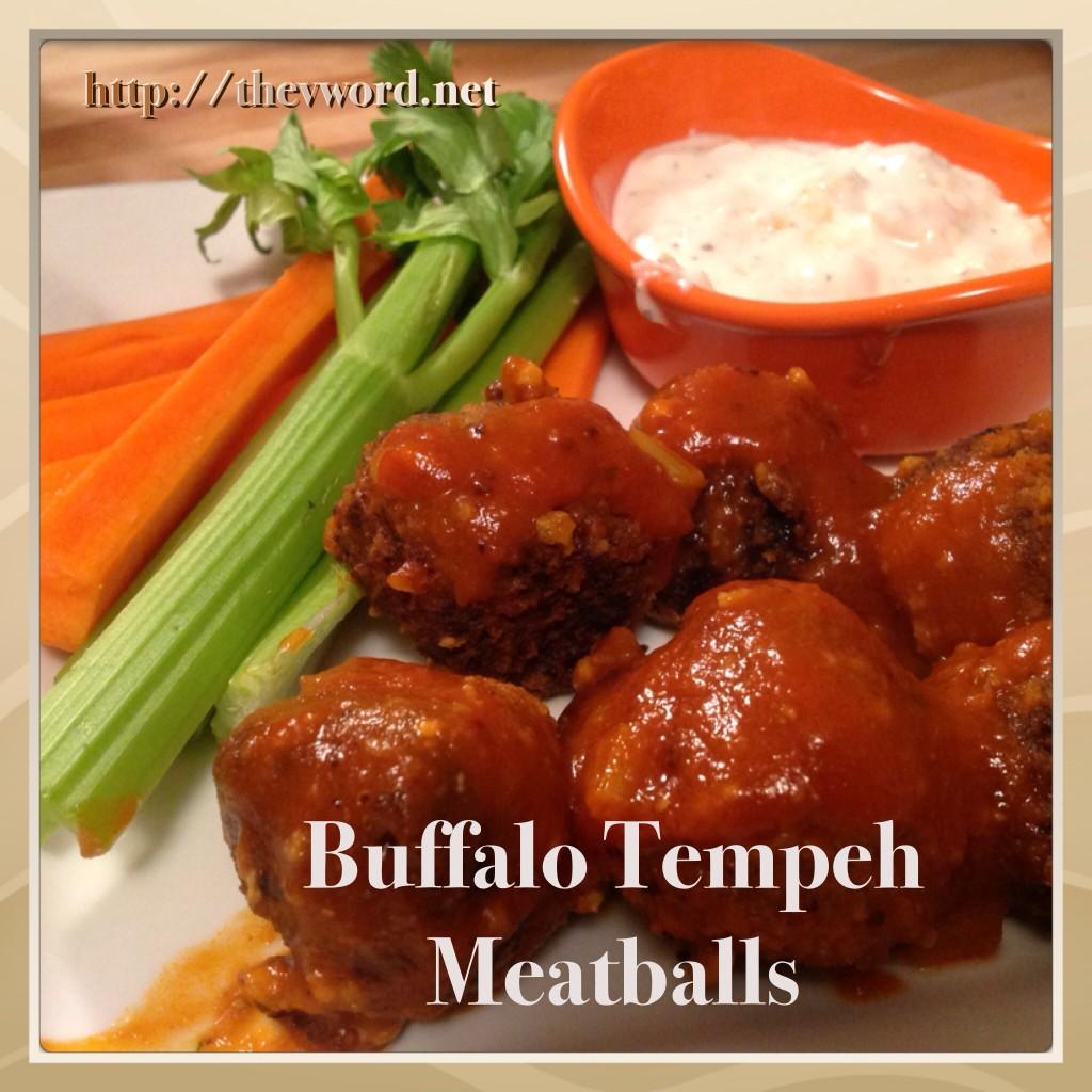Buffalo Meatballs (2)