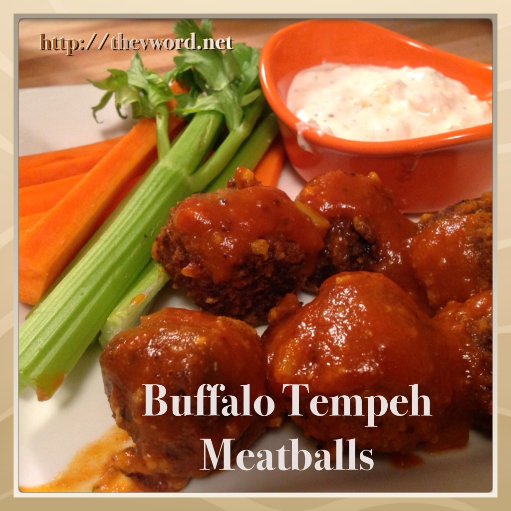 Buffalo Fleischbällchen (2)