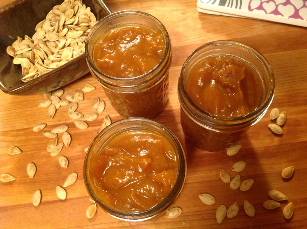 pumpkin butter and seeds (4)