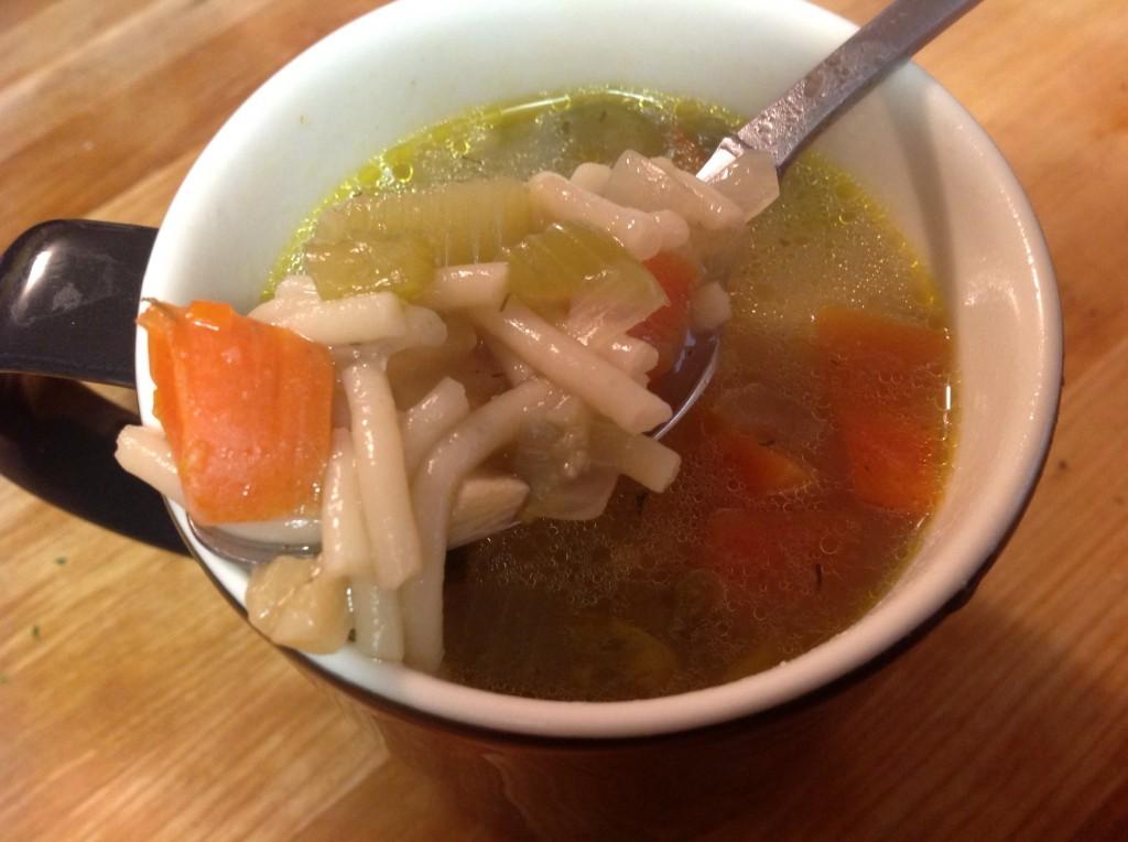how to make basic soup