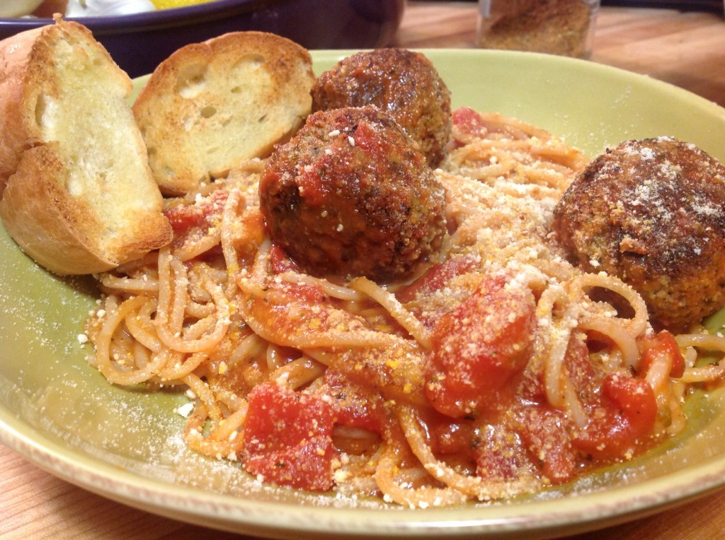 spaghetti and meatballs (1)