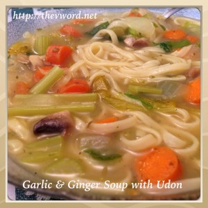 garlic and ginger soup (2)