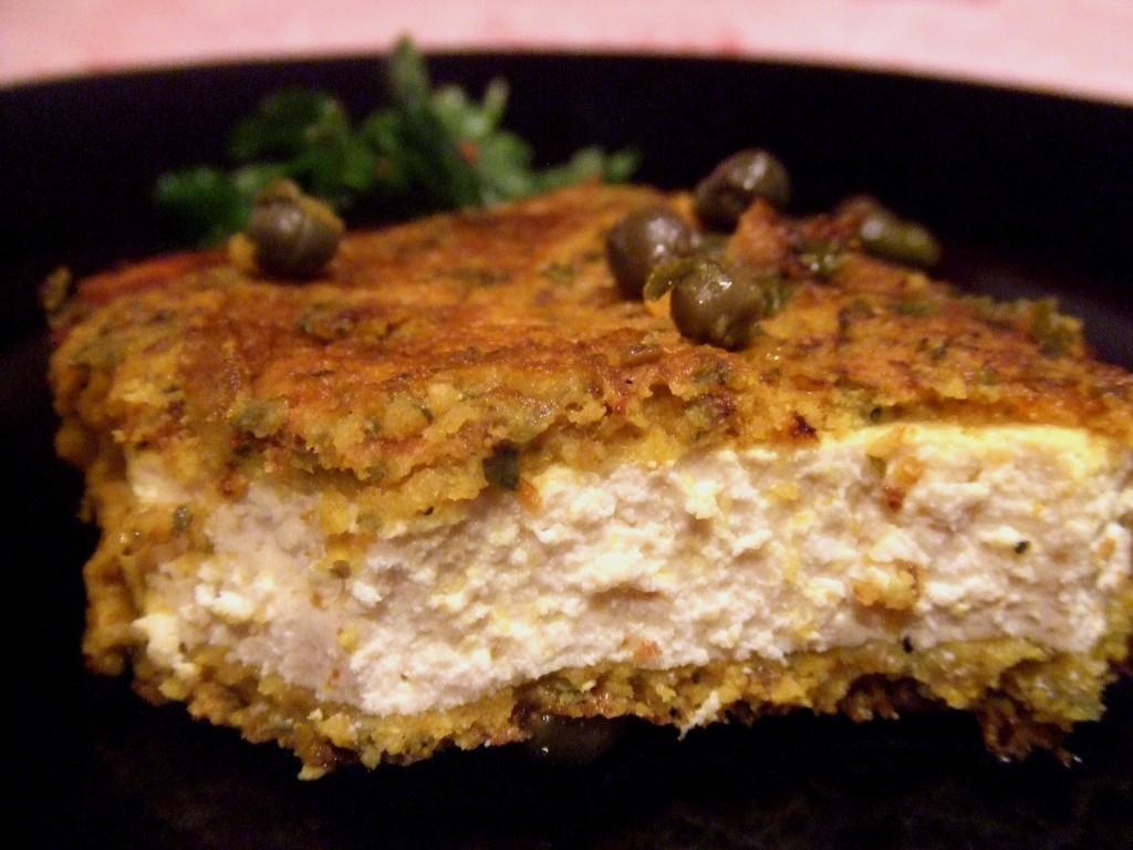 tofu francaise cut