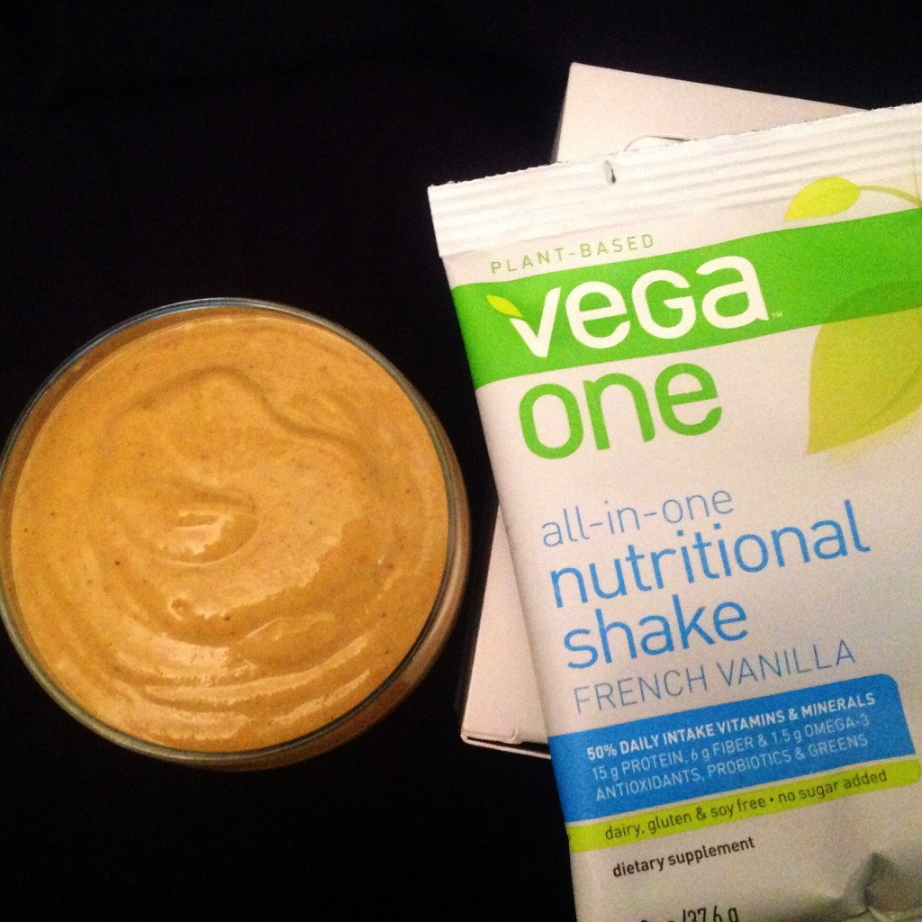 Vega One Pumpkin Pie Smoothie (6)