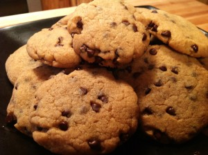 chocolate chip cookies (5)