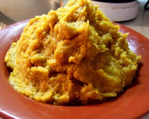 mashed sweet potatoes (1)