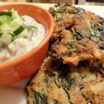 Greek Latkes (2)