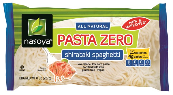 Pasta Zero Spaghetti New and Improved