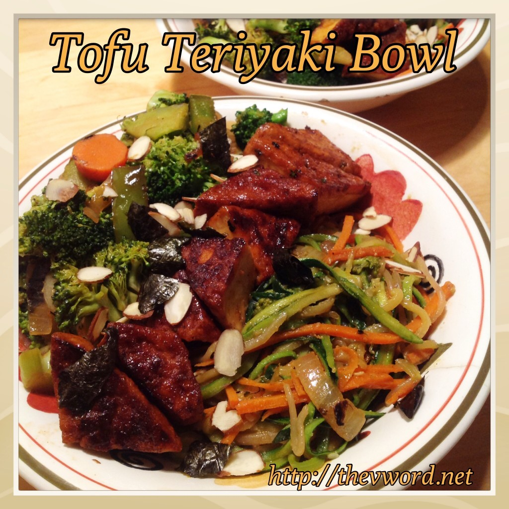 Teriyaki Bowl (18)