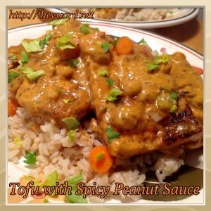 tofu spicy peanut sauce (23)