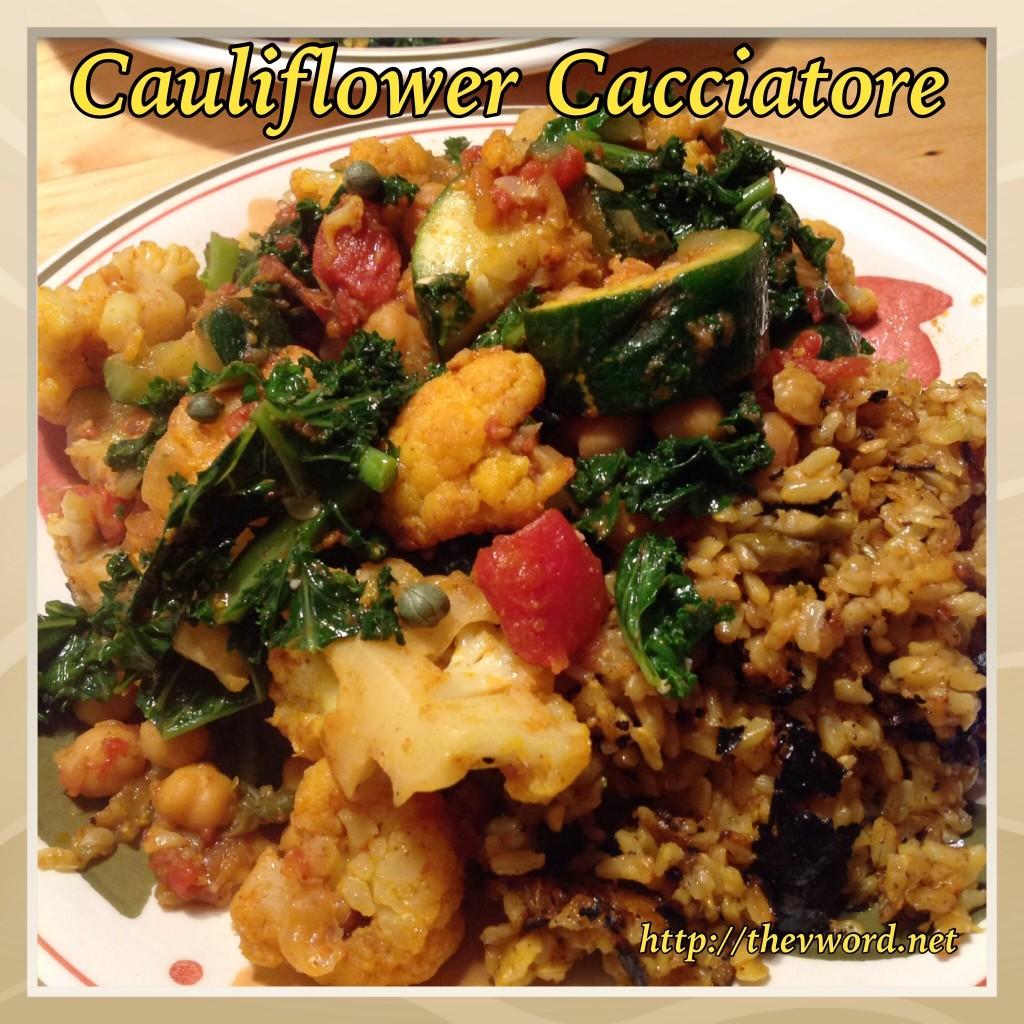 cauliflower cacciatore (2)