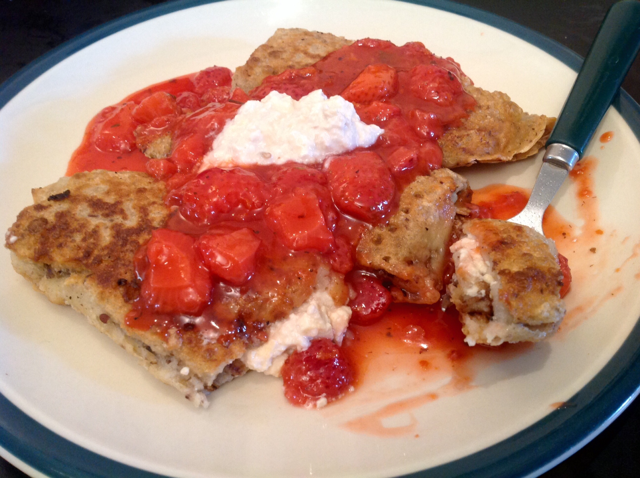 Strawberry Blintzes (31)