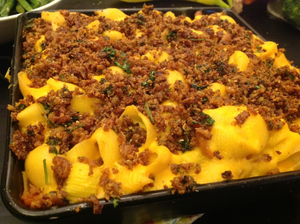 soy curl mac and cheese (13)