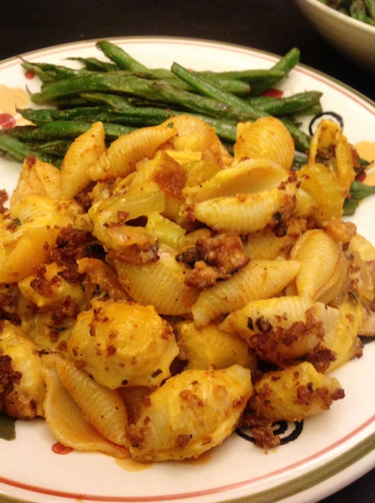 soy curl mac and cheese (37)