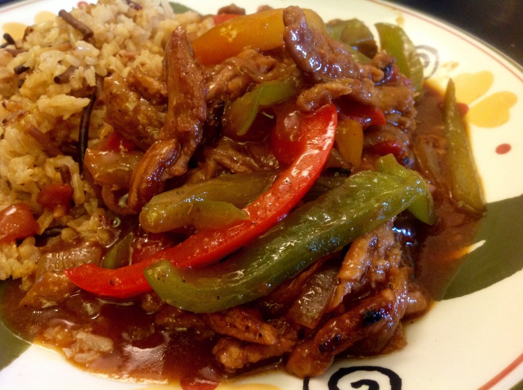 Pepper Steak (2)