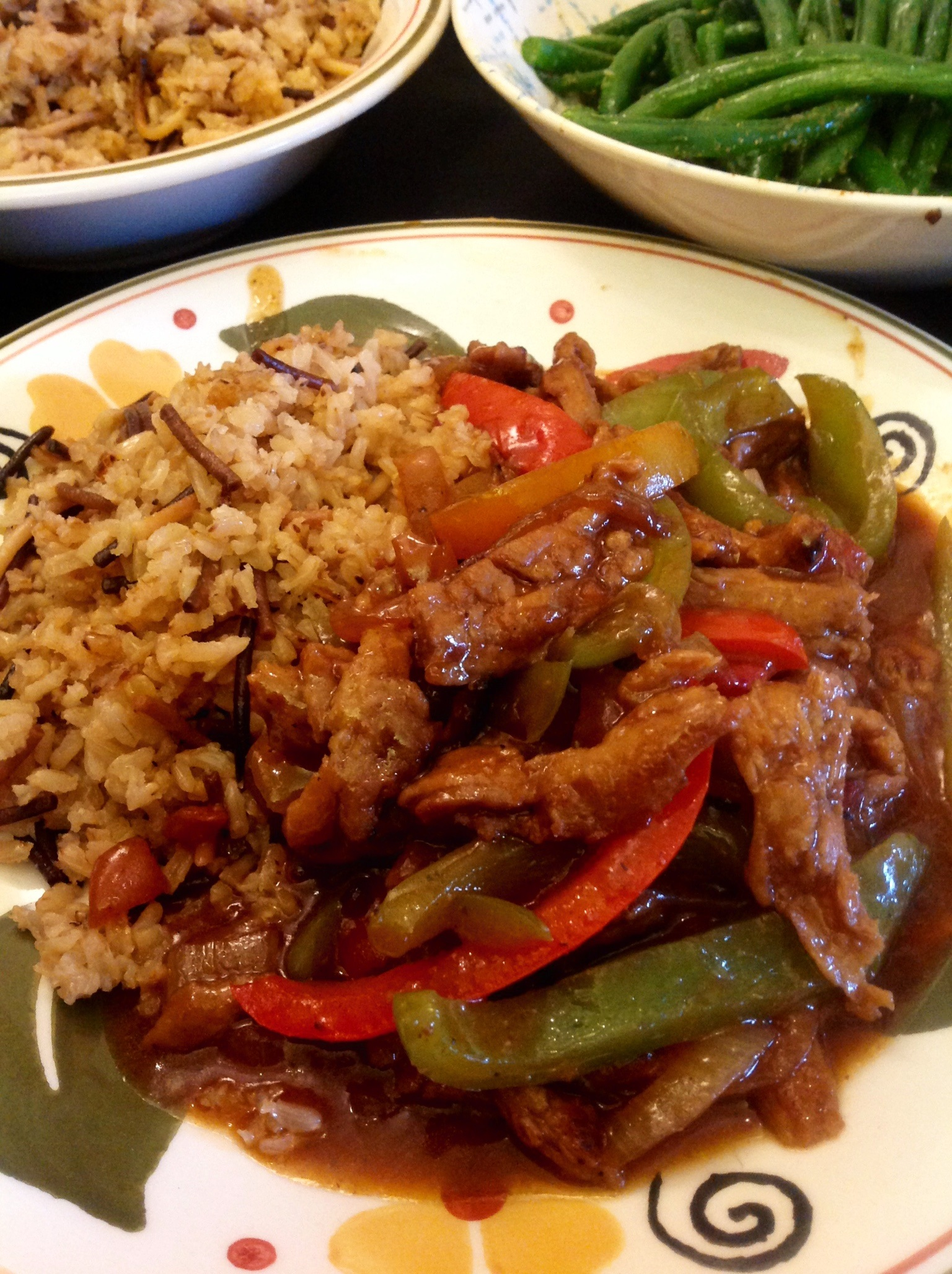 Pepper Steak (30)
