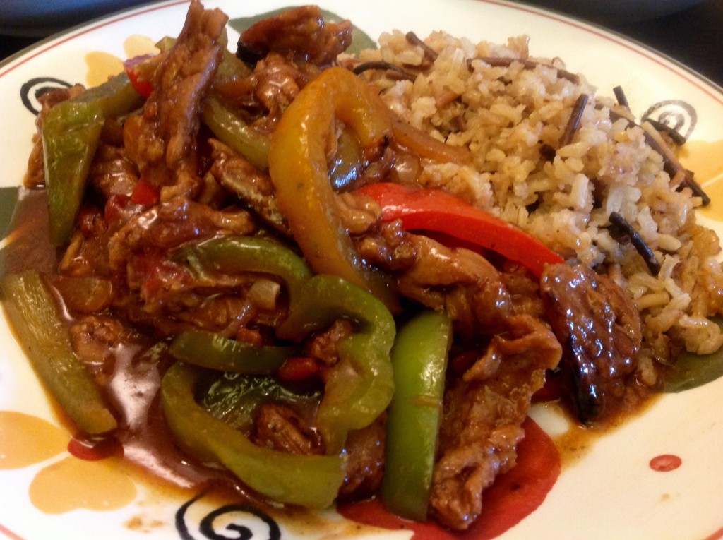 Pepper Steak (5)