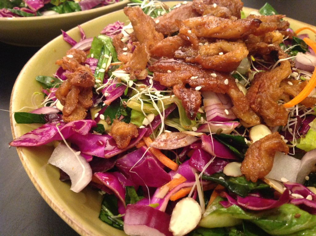 Asian Soy Curl Salad (1)