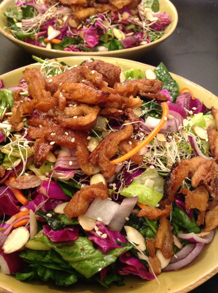 Asian Soy Curl Salad (66)