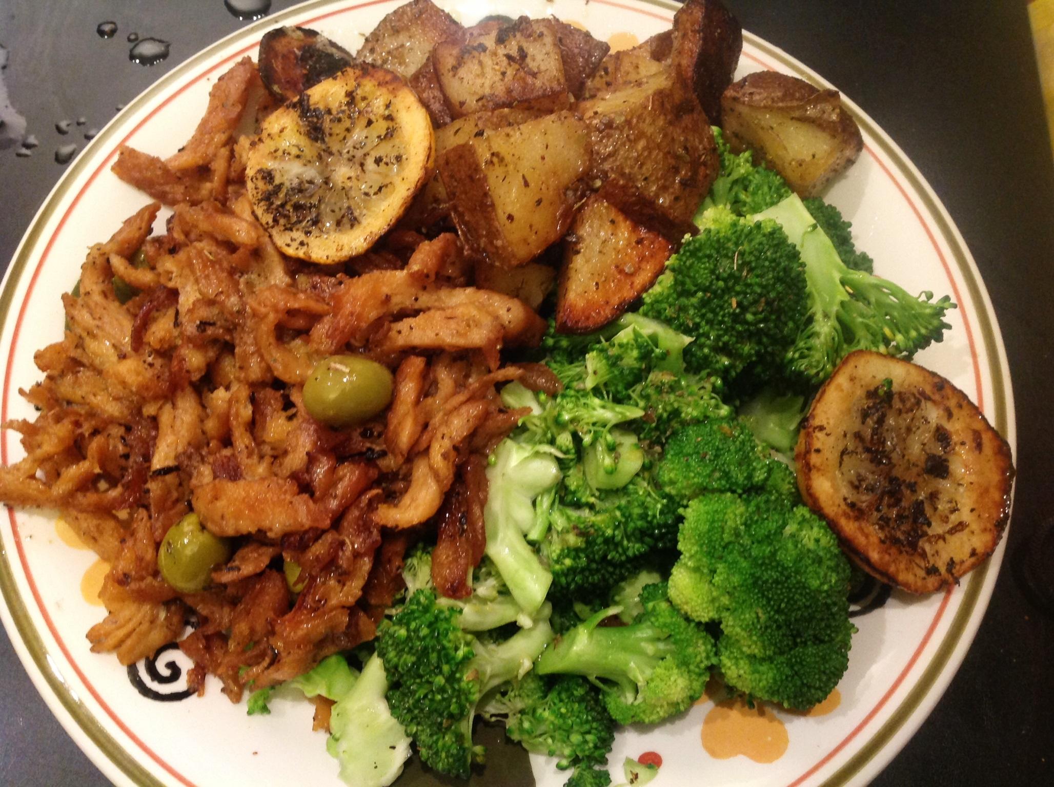 Greci soia riccioli e patate (11)