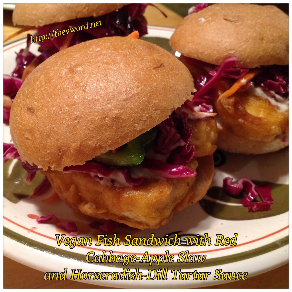 Gardein Fish Sandwiches (3)