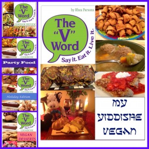 "The ""V"" Word Cookbook E-Books"