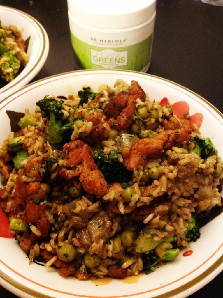 Green Rice (4)